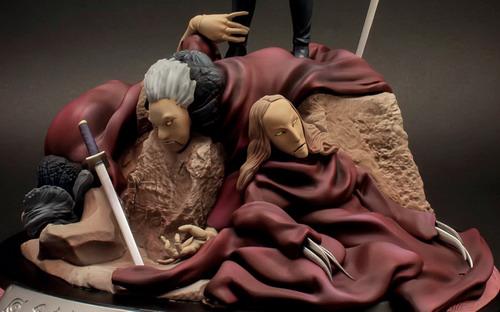 Naruto – Haruno Sakura Undefective Bonds 1/8 Polyresin figure by Tsume