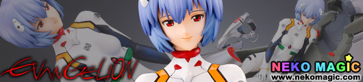 Evangelion the new movie – Entry Plug Interior Ver. Rei 1/6 PVC figure by Dwell (Vertex)