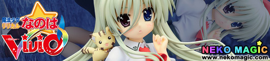 Magical Girl Lyrical Nanoha ViVid – Einhard Stratos 1/7 PVC figure by Alter