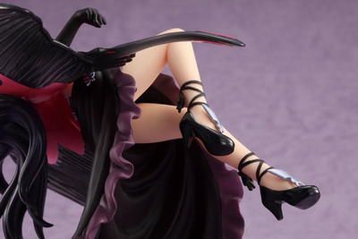 Accel World – Kuroyukihime Funwari Black Swallowtail 1/8 PVC figure by Chara ani