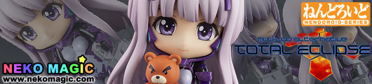 Muv Luv Alternative Total Eclipse – Inia Sestina Nendoroid No.329 action figure by Max Factory
