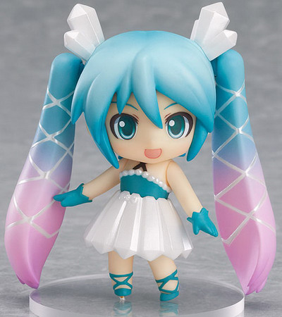 Vocaloid 2   Hatsune Miku Selection Nendoroid Petit trading figure by Good Smile Company