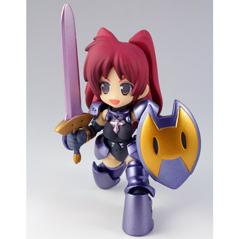 ToHeart2 Dungeon Travelers – Fighter Kousaka Tamaki Dark Knight Color Deforevo No. 001EX action figure by Hobby Stock