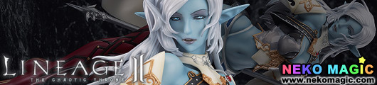 Lineage II – Dark Elf 1/7 PVC figure by Max Factory