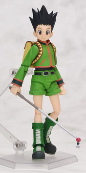 Hunter X Hunter – Kurapika figma 194 action figure by Max Factory