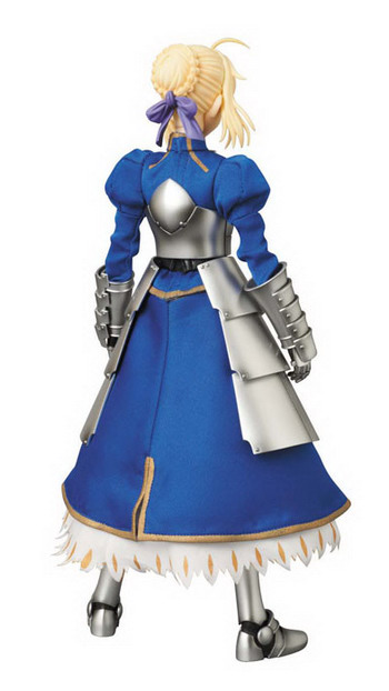 Fate/Zero – Saber Real Action Heroes No.619 non scale doll by Medicom Toy