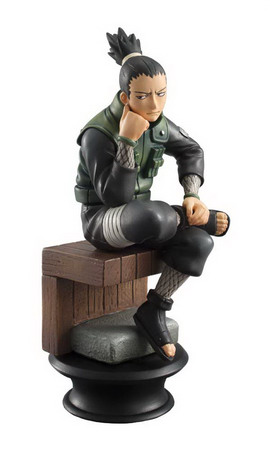 Naruto   Naruto Shippuden Chess Piece Collection R non scale trading figure by Megahouse
