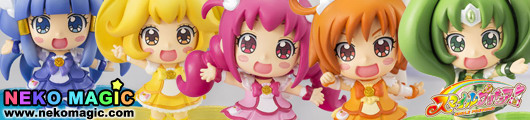 Smile Precure!   Smile Precure! Petit Chara! series trading figure by Megahouse