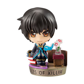 Tales of   Tales of Series Puchitto Issyo Ver. Petit Chara Land trading figure by Megahouse