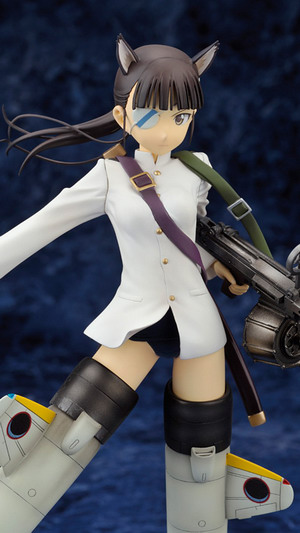 Strike Witches – Sakamoto Mio 1/8 PVC figure by Alter