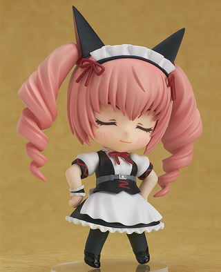 Steins;Gate   Faris Nyannyan Nendoroid No.343 action figure by Good Smile Company