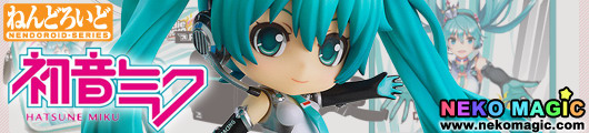 Vocaloid 2 – Racing Miku 2013 Ver. Nendoroid action figure by GoodSmileRacing