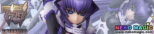 Muv Luv Alternative   Mitsurugi Meiya 1/7 PVC figure by Kotobukiya