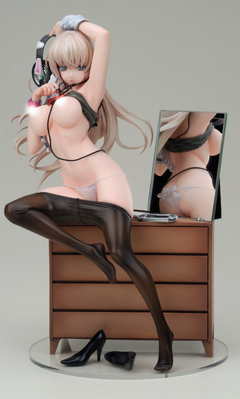 Kizuki Aruchu's Original Character – Gamer Girl 1/7 PVC figure by Native