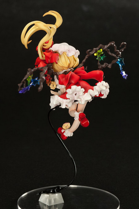 Touhou Project – Flandre Scarlet non scale PVC figure by Orchidseed
