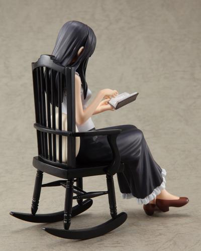 Biblia Koshodo no Jiken Techo   Shinokawa Shioriko 1/8 PVC figure by Chara ani