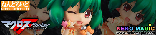 Macross Frontier – Ranka Lee No.350 action figure by Good Smile Company