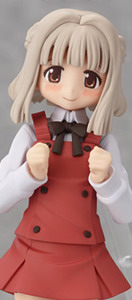Hidamari Sketch x Honeycomb – Hiro figma 197 action figure by Max Factory