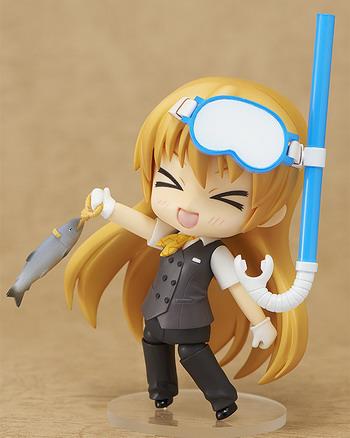 Tetsudou Musume – Kuji Alice Nendoroid No.346 action figure by TomyTec