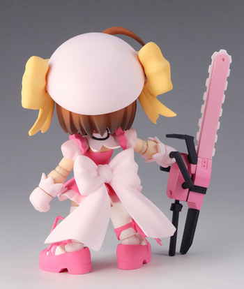 Koreha Zombie Desuka? – Haruna Deforevo Color SP No. 02 GK by Daibadi
