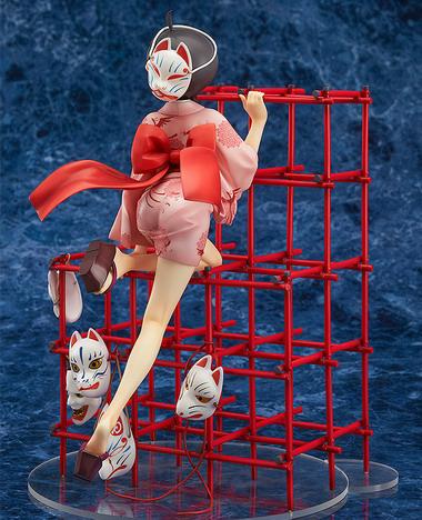 Nisemonogatari – Araragi Tsukihi 1/8 PVC figure by Good Smile Company