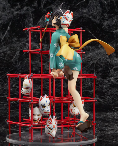 Nisemonogatari – Araragi Tsukihi Alternate Color Ver. 1/8 PVC figure by Good Smile Company