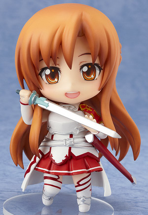 Sword Art Online – Asuna No.283 action figure by Good Smile Company