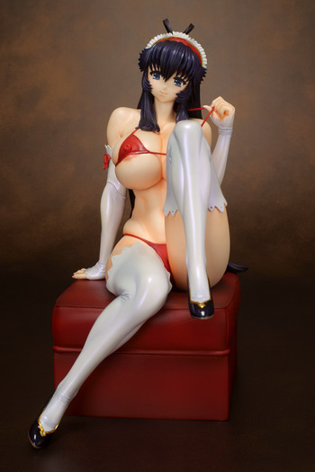 Bakunyu Maid Hunting – Yuduki ver.2 1/6 PVC figure by Lechery