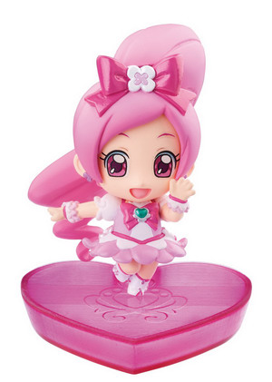 Smile Precure! – Smile Precure! Petit Chara! series trading figure by Megahouse