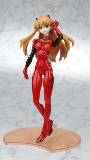 Evangelion 2.0 You can (not) Advance – Shikinami Asuka Langley C:MO action figure by Arcadia