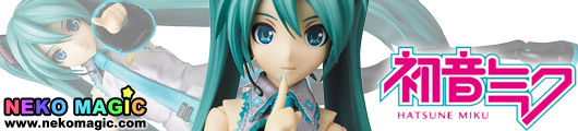 Vocaloid 2 – Hatsune Miku  Project DIVA  F Real Action Heroes non scale doll by SEGA