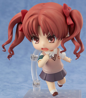 A Certain Scientific Railgun – Shirai Kuroko Nendoroid No.367 action figure by Good Smile Company