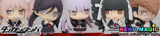 Danganronpa: Trigger Happy Havoc The Animation – Super High School Level ChimiChara Trading Figure Collection Vol. 2 trading figure by Algernon Product