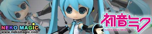 Vocaloid 2   Hatsune Miku non scale plastic model kit by Fujimi
