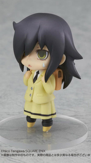 Watamote   Kuroki Tomoko Nendoroid Petit action figure by Square Enix