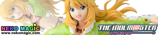 THE iDOLM@STER – Hoshii Miki Evergreen Reeves Ver. 1/7 PVC figure by Megahouse