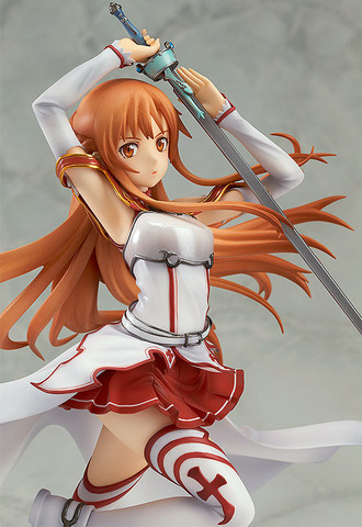 Sword Art Online – Asuna Knights of the Blood Ver. 1/8 PVC figure by Good Smile Company