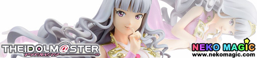 THE iDOLM@STER – Shijou Takane 1/7 PVC figure by Megahouse
