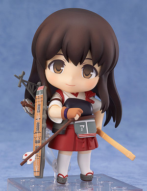 Kantai Collection – Akagi Nendoroid No.391 action figure by Good Smile Company
