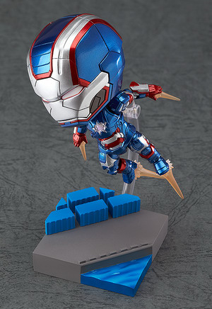 Iron Man 3 – Iron Patriot Hero's Edition Nendoroid No.392 action figure by Good Smile Company