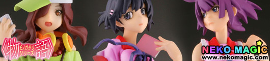 Monogatari series   CapsuleQ Fraulein Monoagari Series Second Season gashapon by Kaiyodo