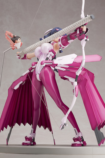 Horizon on the Middle of Nowhere – Asama Tomo Zudon Miko Ver. 1/8 PVC figure by Kotobukiya