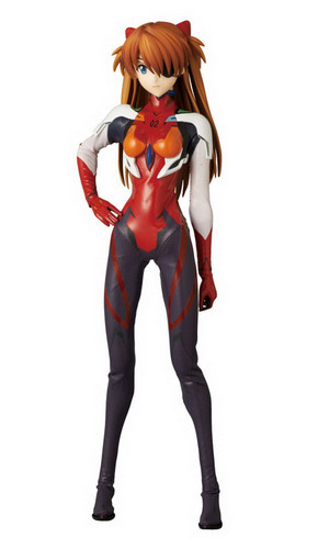 Evangelion: 3.0 You Can (Not) Redo – Shikinami Asuka Langley Real Action Heroes 640 30cm doll by Medicom Toy
