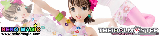 THE iDOLM@STER – Futami Ami Princess Melody Ver. 1/7 PVC figure by Megahouse