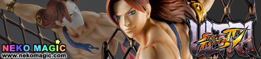 Ultra Street Fighter IV – Vega HQS 1/8 PVC figure by Tsume