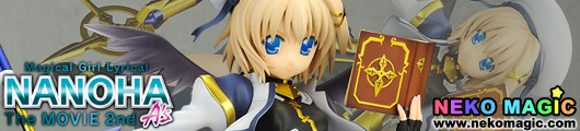 Magical Girl Lyrical Nanoha The MOVIE 2nd A's – Yagami Hayate  Zur Zeit des Erwachens  1/7 PVC figure by Alter