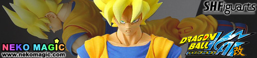 Dragon Ball Kai – Super Saiyan Son Goku S.H.Figuarts action figure by Bandai