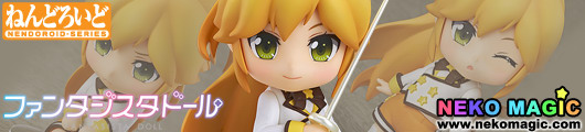 Fantasista Doll – Sasara Nendoroid No.397 action figure by Good Smile Company