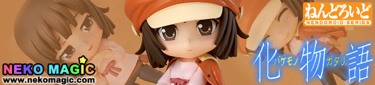 Bakemonogatari – Sengoku Nadeko Nendoroid No.396 action figure by Good Smile Company