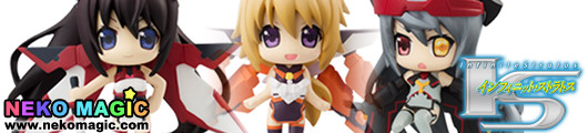 IS (Infinite Stratos) – IS (Infinite Stratos) Collection figure DX NanoCollect trading figure by Media Factory